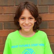 Terrance Wilson – age 9, Taylor Unit